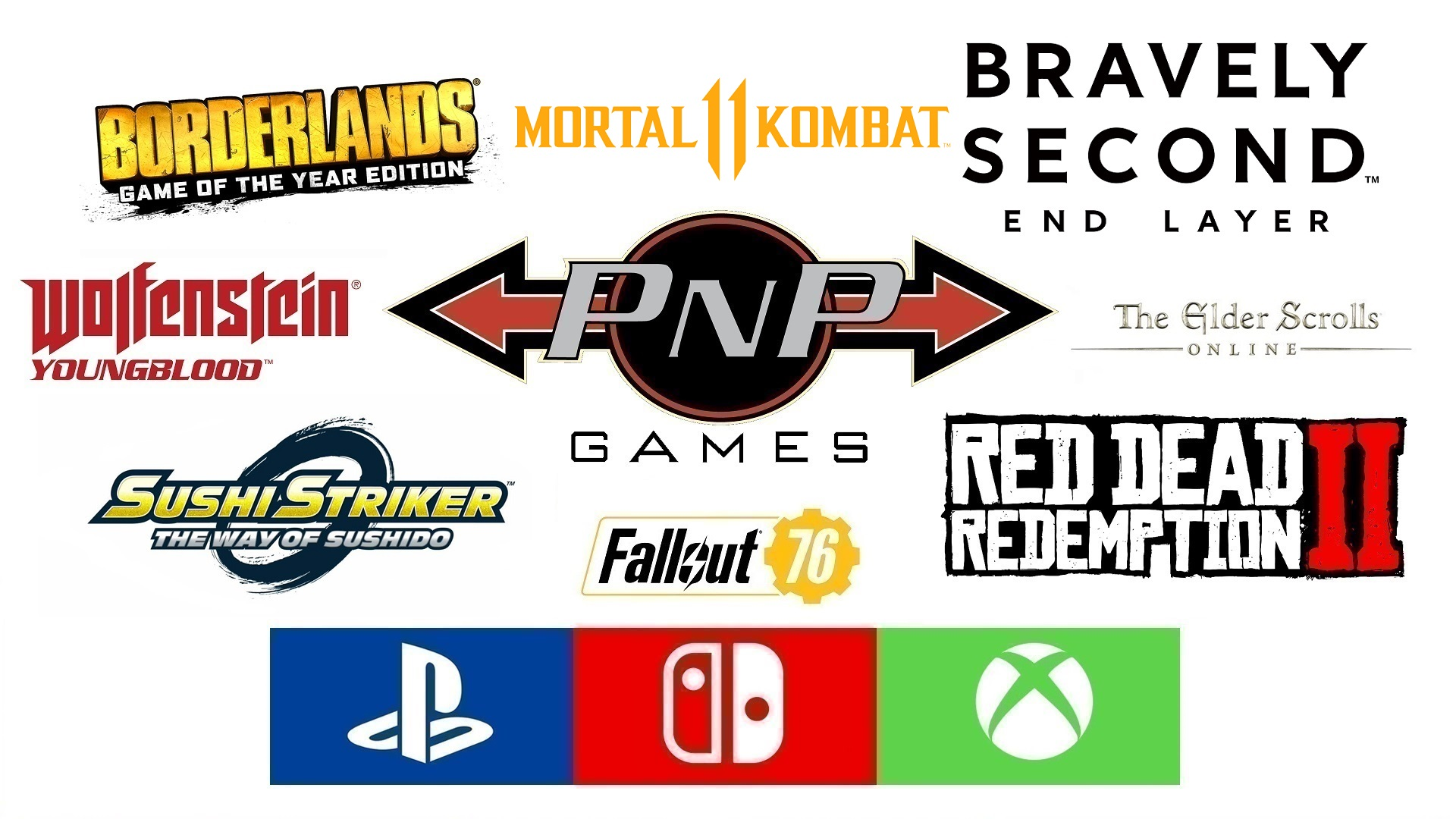 PNP Games   Your source for everything video games!